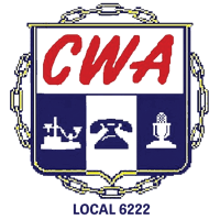 Image result for CWA Local 6222